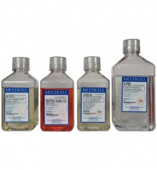 Classical Basal Media and Balanced Salt Solution